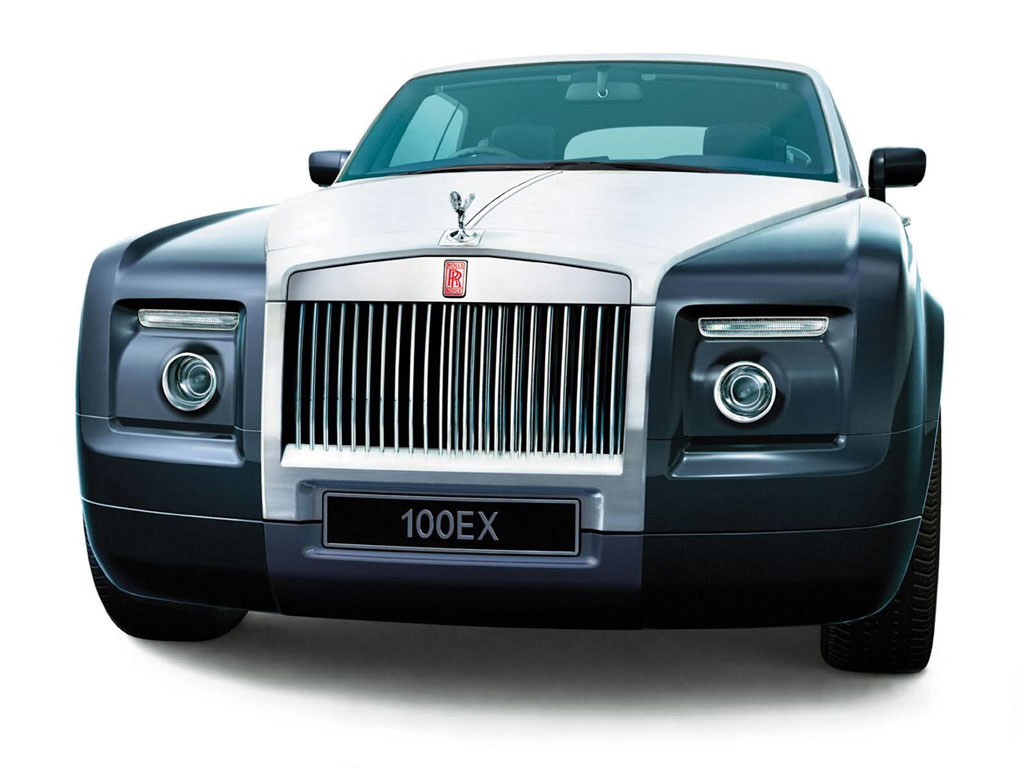 2018 Rolls Royce 100EX Centenary Concept photo - 1