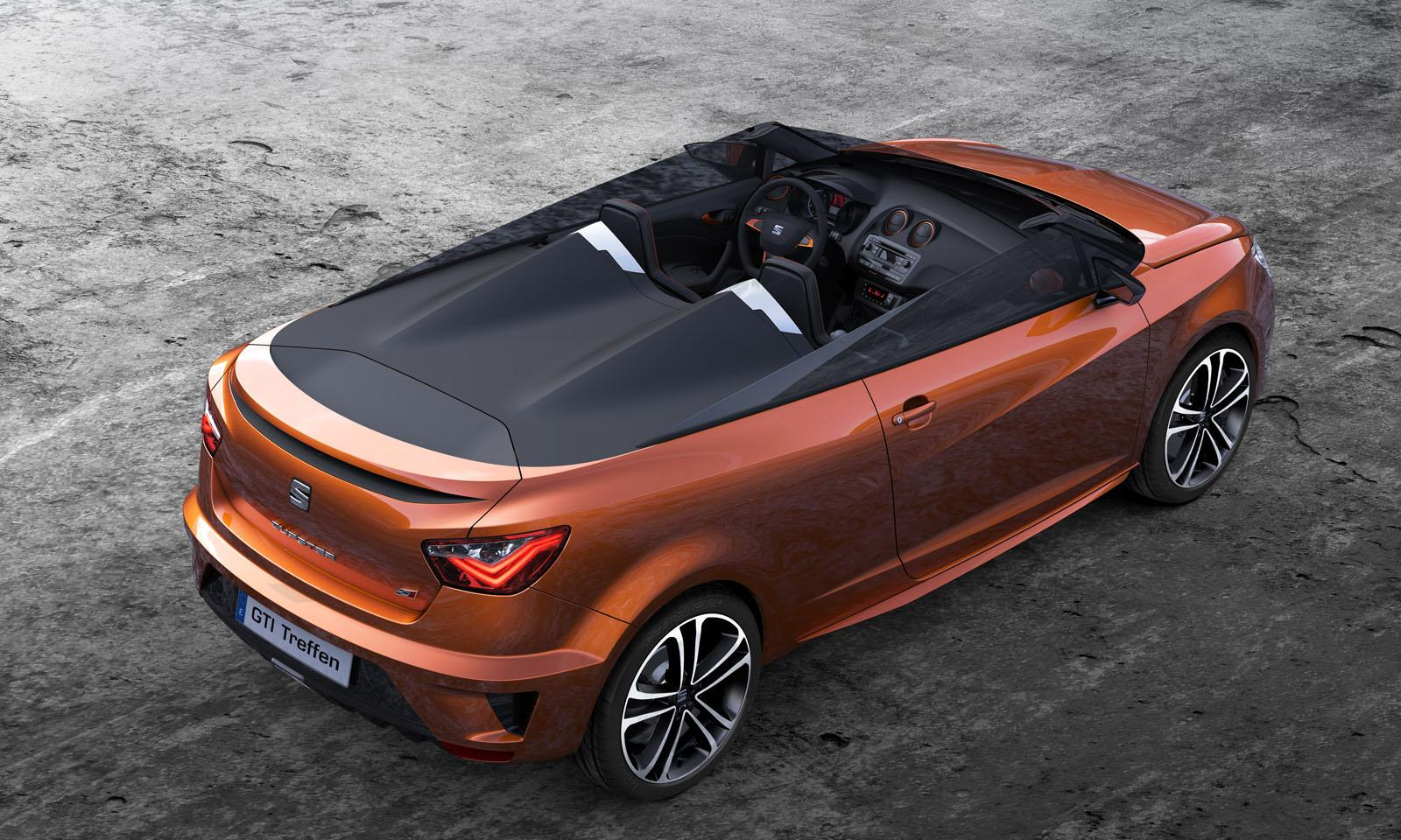 2018 Seat Ibiza Cupster Concept photo - 5
