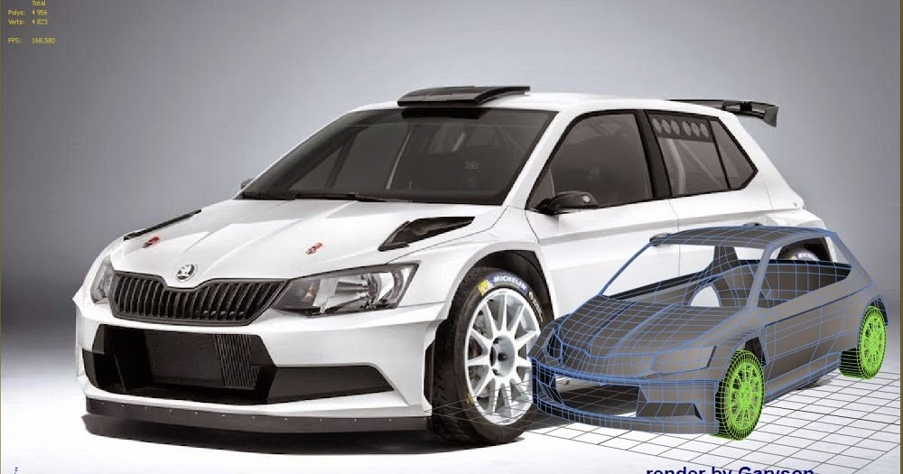 2018 skoda fabia wrc 05 car photos catalog 2018