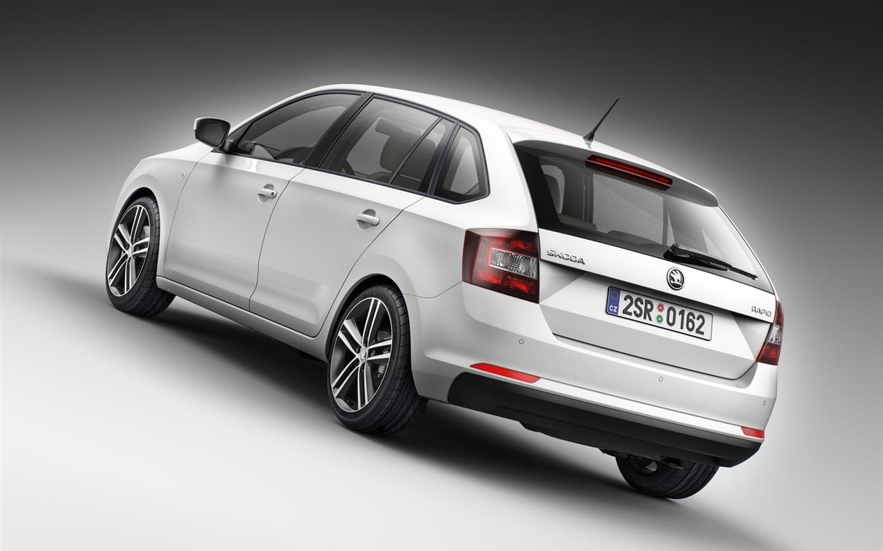 Skoda Octavia Rs >> 2018 Skoda Rapid Spaceback | Car Photos Catalog 2019
