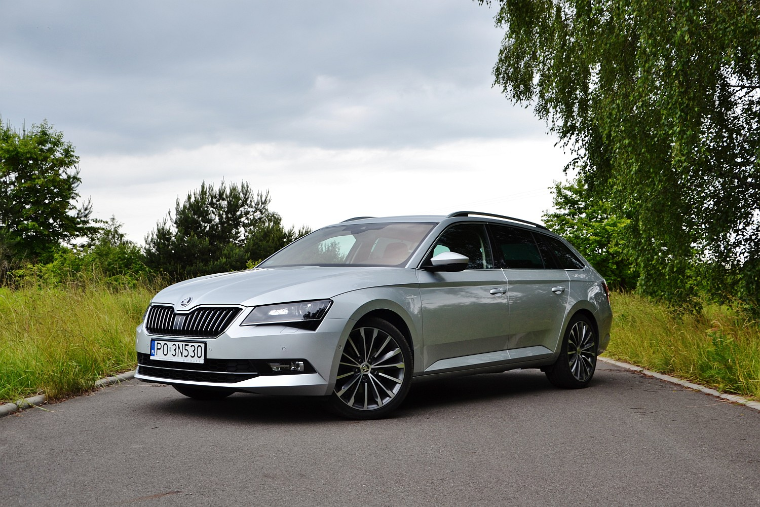 2018 Skoda Superb Combi 4x4 Car Photos Catalog 2018