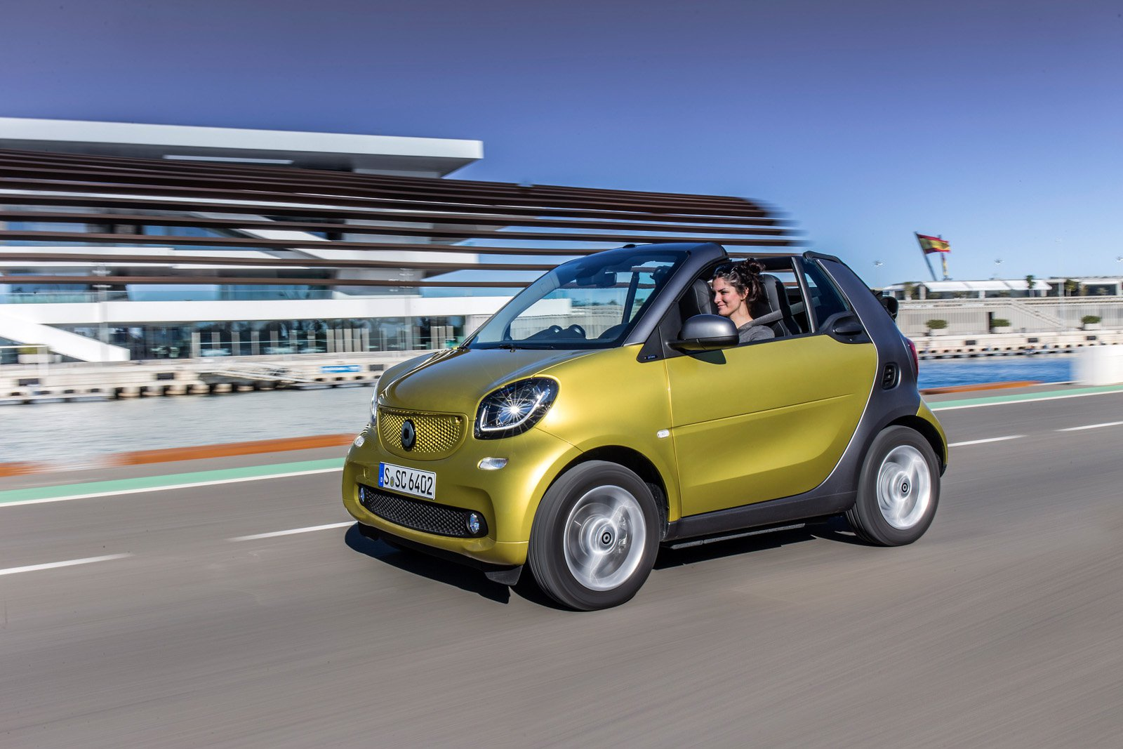 2018 Smart fortwo photo - 1