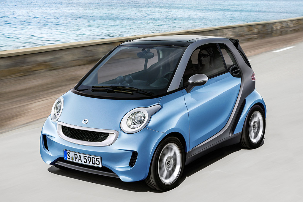 2018 Smart fortwo photo - 3