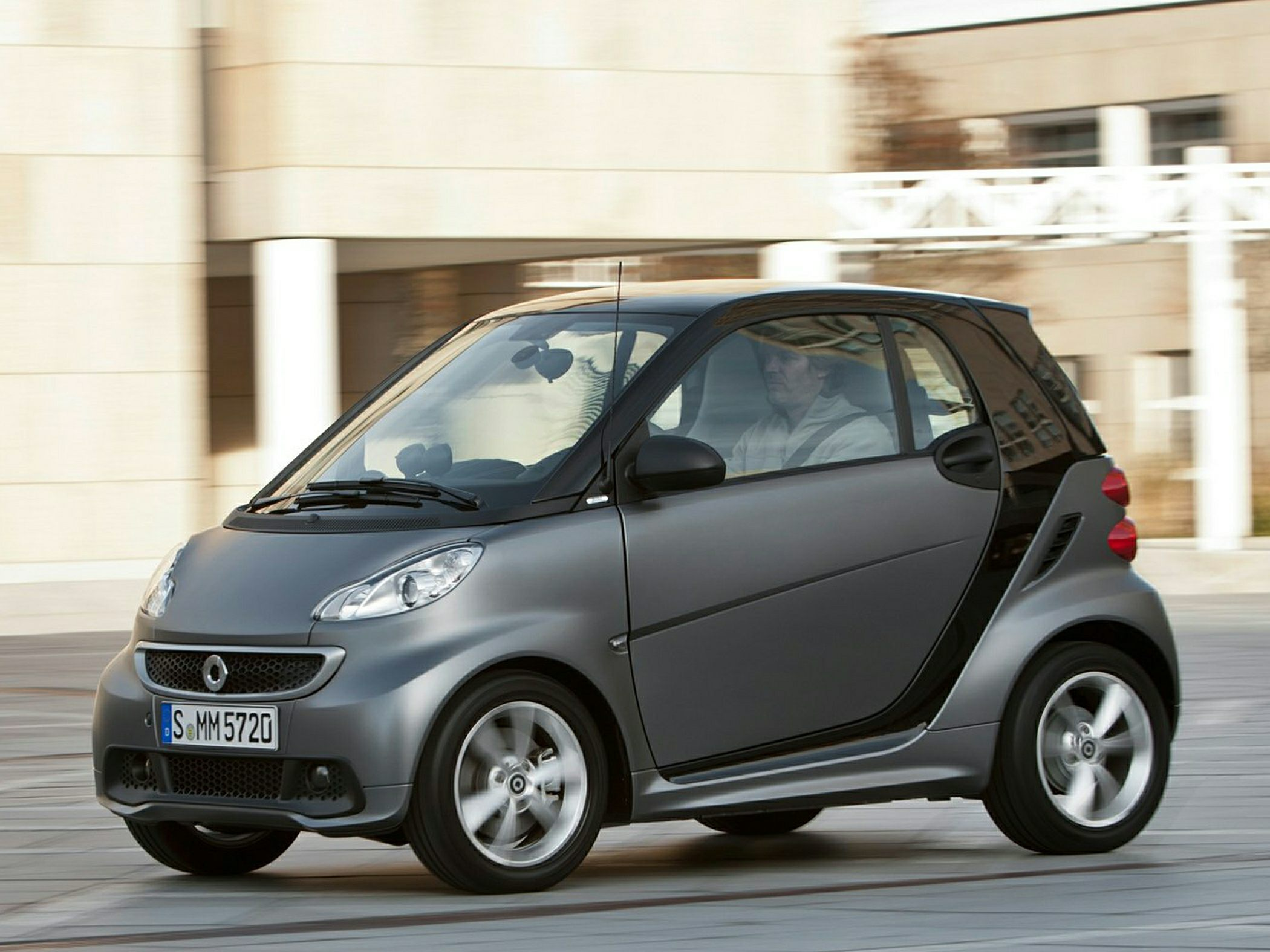 2018 Smart fortwo coupe photo - 4