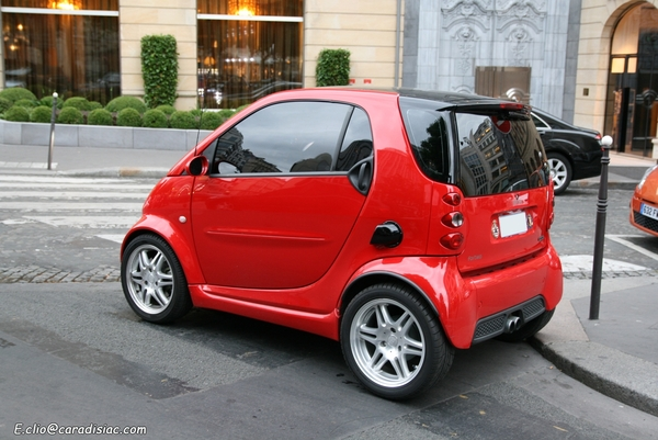 2018 Smart fortwo edition red photo - 5