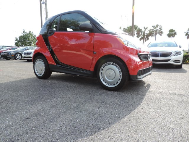 2018 Smart fortwo electric drive photo - 3