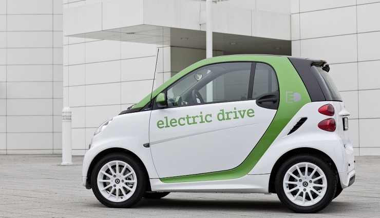 2018 Smart fortwo electric drive photo - 4