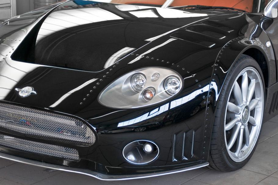 2018 Spyker C8 Double 12 photo - 3