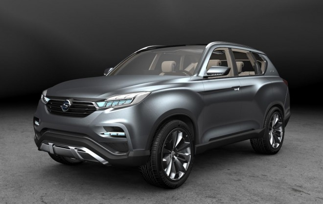 2018 SsangYong Actyon Sports photo - 2