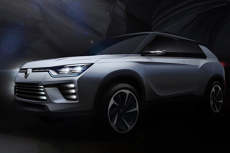 2018 SsangYong Kyron photo - 1