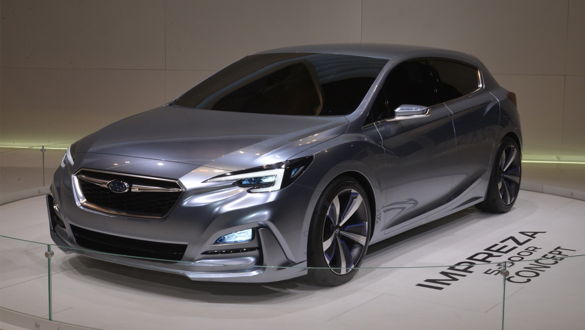 2018 Subaru Impreza Concept Car Photos Catalog 2019