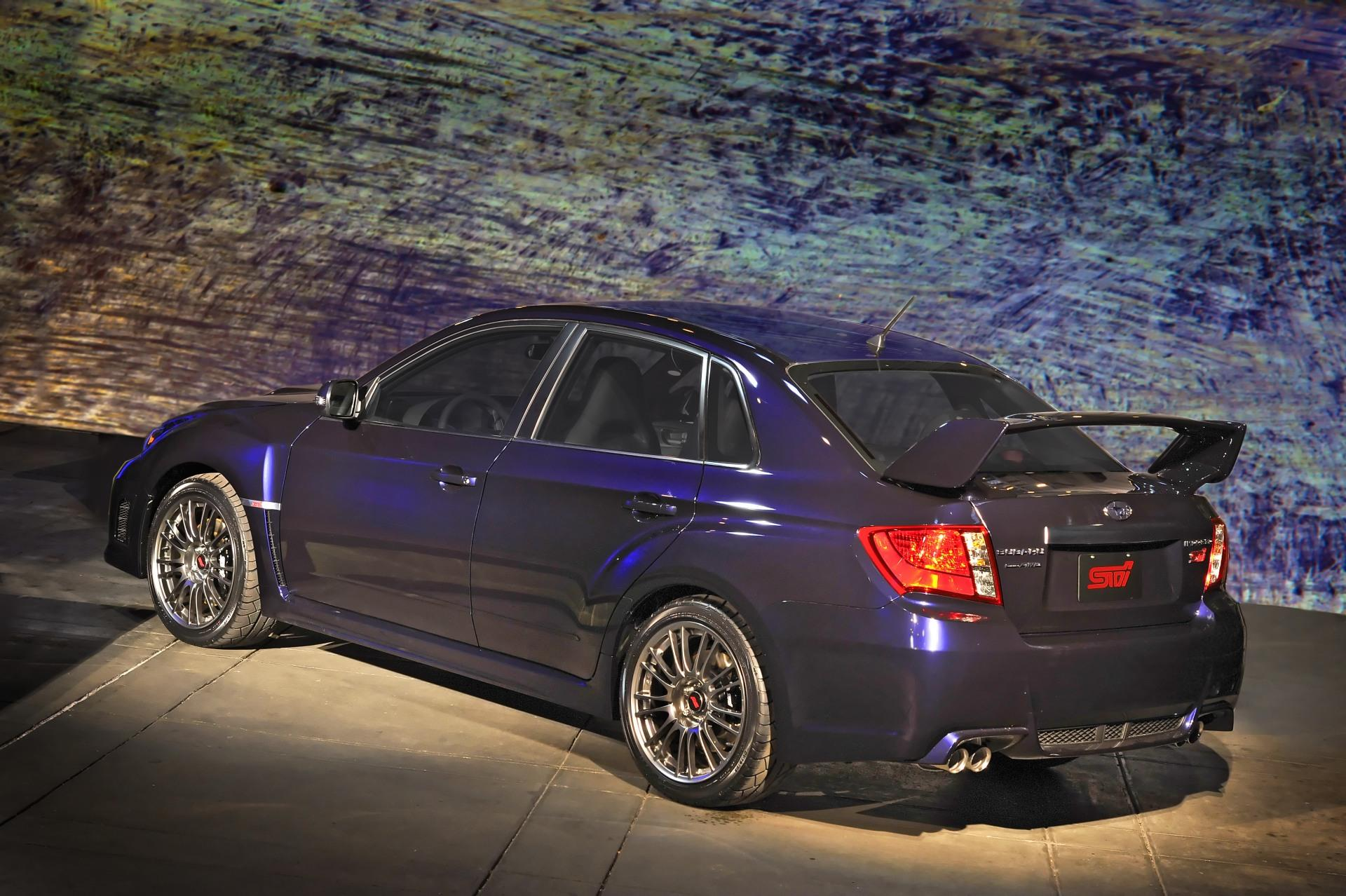 2018 Subaru Impreza WRX STI | Car Photos Catalog 2018