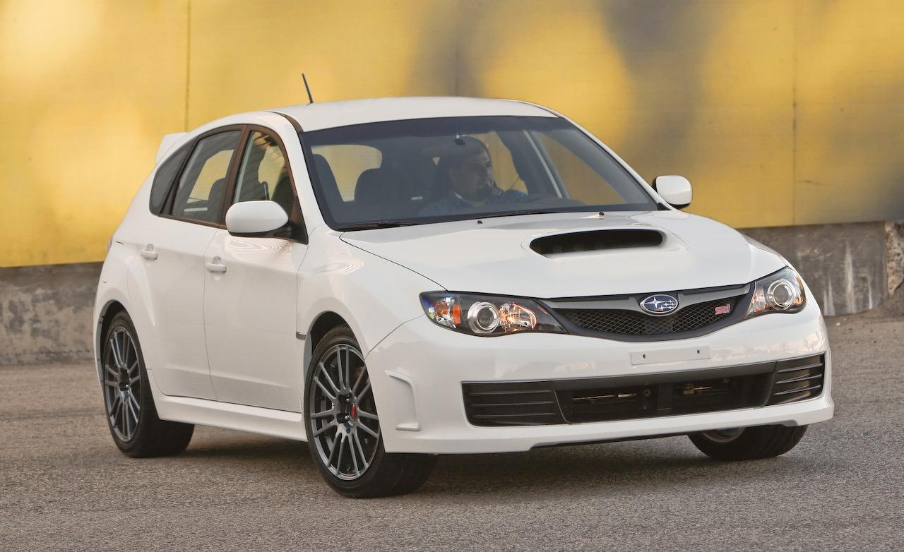 2018 Subaru Impreza WRX STI Special Edition photo - 2