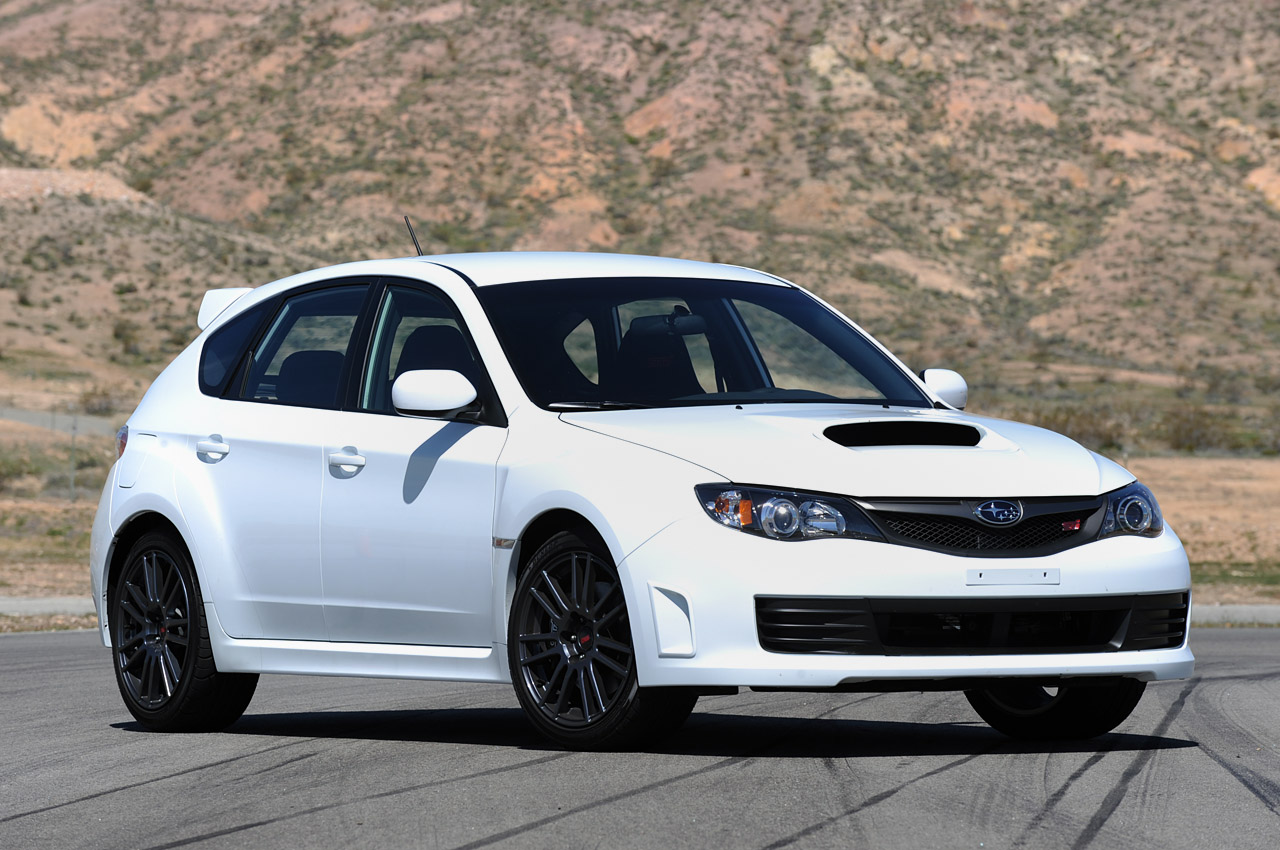 2018 Subaru Impreza WRX STI Special Edition photo - 5