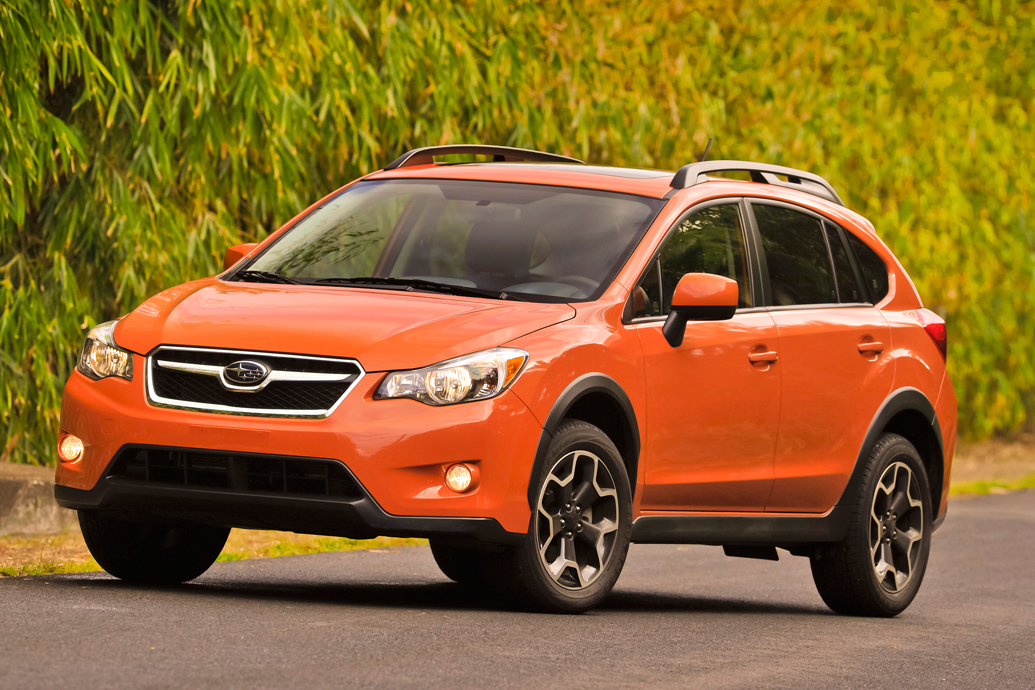 2018 subaru crosstrek iihs autos post. Black Bedroom Furniture Sets. Home Design Ideas