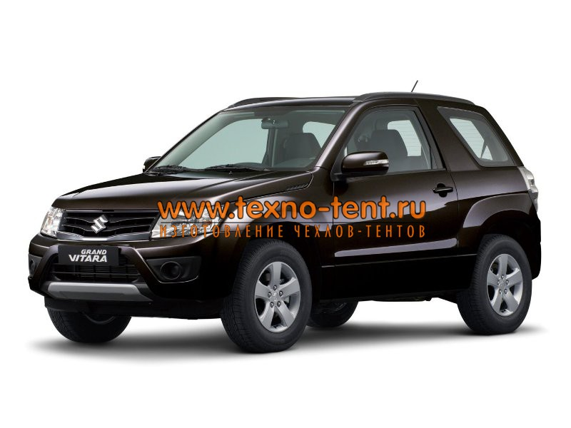 2018 Suzuki Grand Vitara 3 door photo - 3