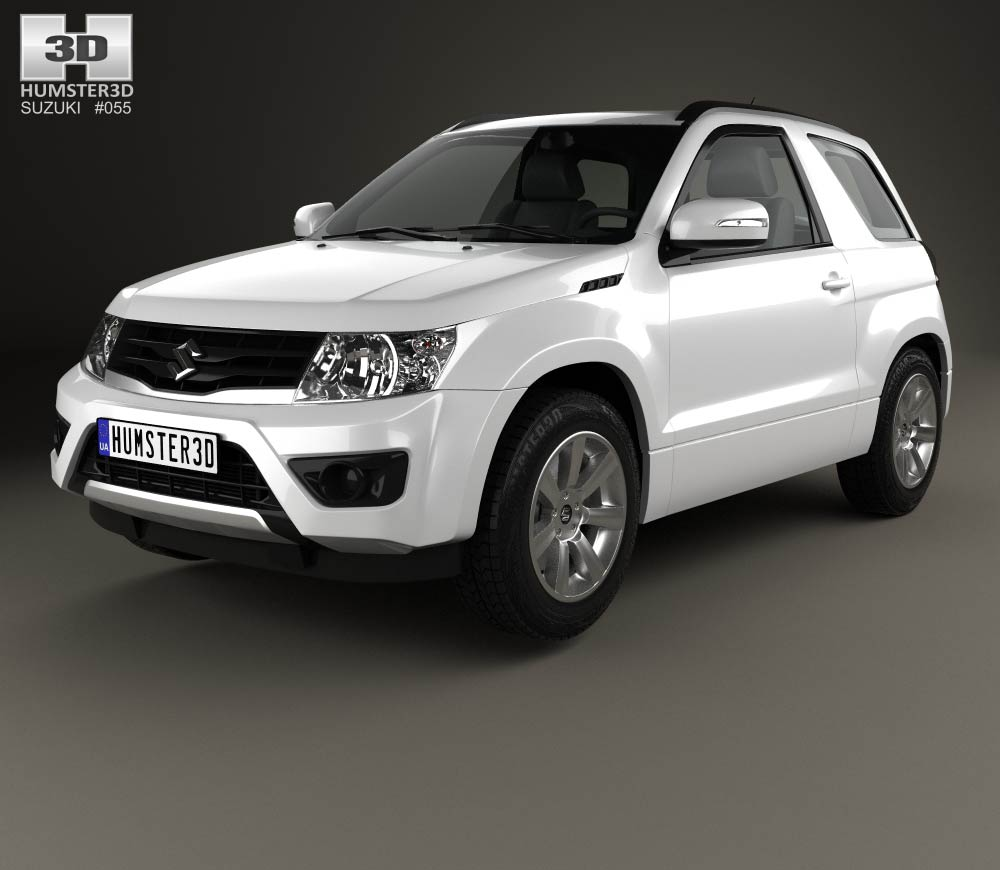 2018 Suzuki Grand Vitara 3 door photo - 5
