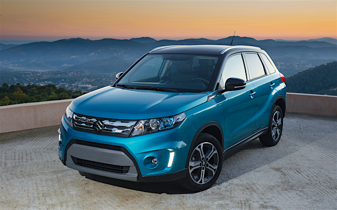 2018 Suzuki Grand Vitara V6 photo - 1
