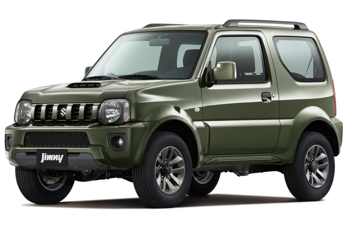 2018 suzuki jimny car photos catalog 2018. Black Bedroom Furniture Sets. Home Design Ideas
