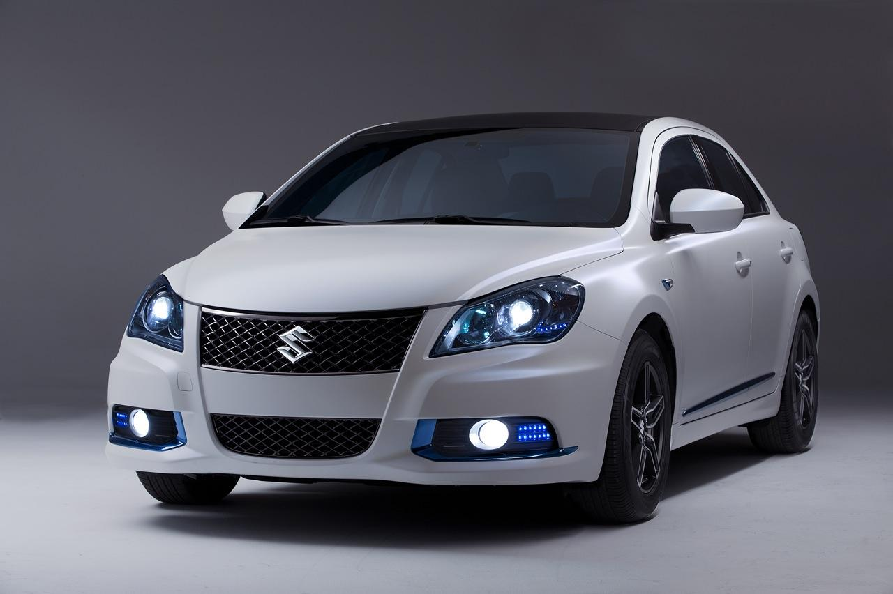 2018 Suzuki Kizashi EcoCharge Concept photo - 2