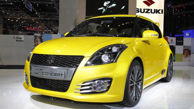 2018 Suzuki Swift S Concept photo - 1