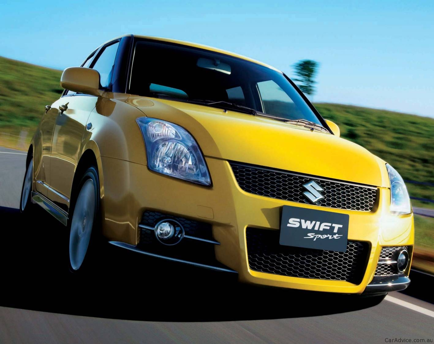 2018 Suzuki Swift S Concept photo - 2