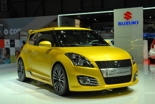 2018 Suzuki Swift S Concept photo - 3