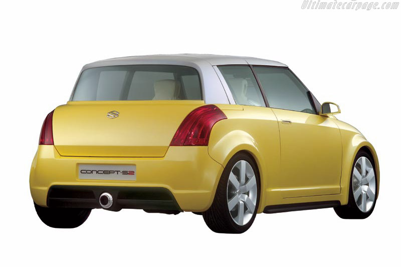 2018 Suzuki Swift S Concept photo - 5