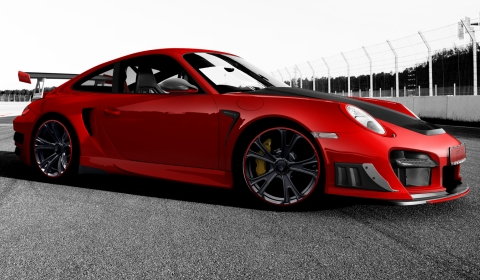 2018 TechArt Porsche 911 Turbo GTstreet photo - 1