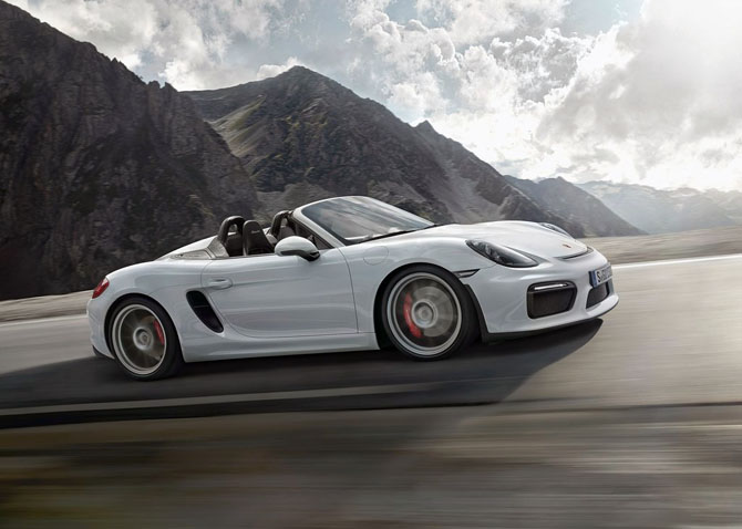 2018 TechArt Porsche Boxster photo - 3