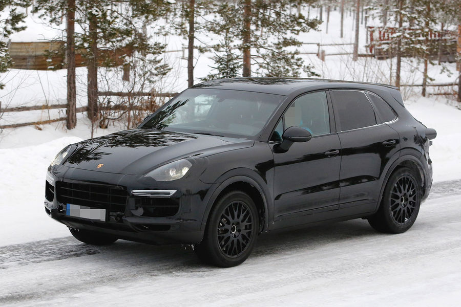 2018 TechArt Porsche Cayenne photo - 5