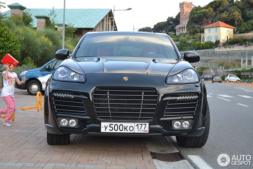 2018 TechArt Porsche Cayenne Magnum photo - 2