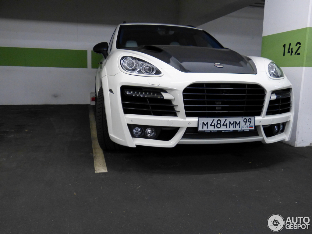 2018 TechArt Porsche Cayenne Magnum photo - 5