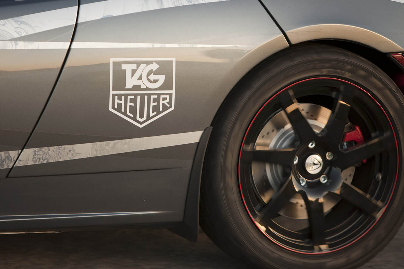 2018 Tesla Roadster TAG Heuer photo - 1
