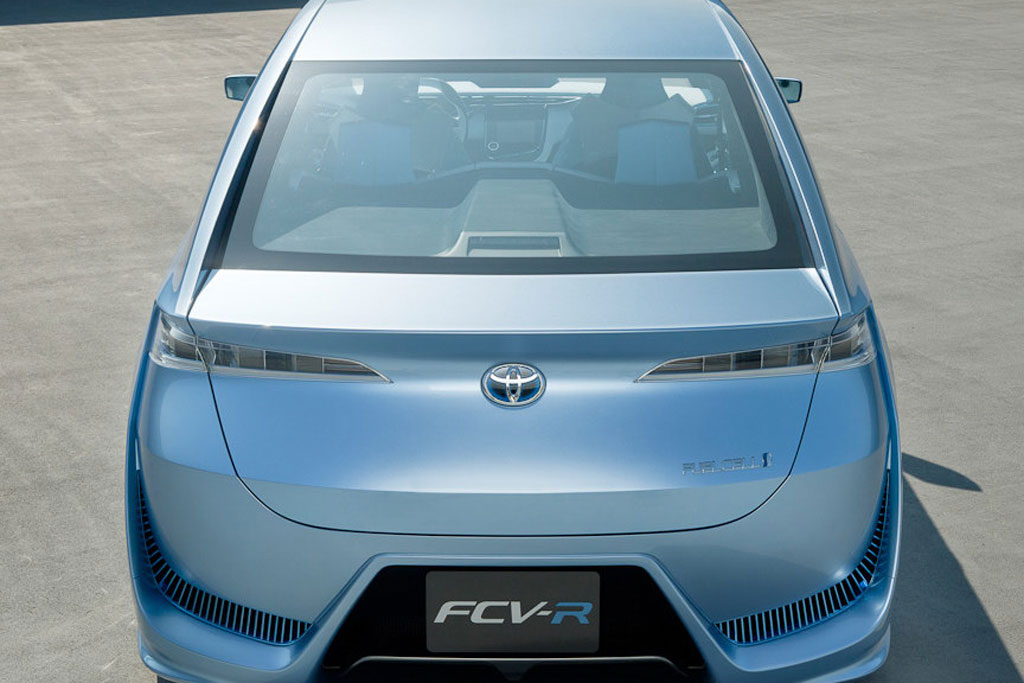 2018 Toyota FCV R Concept photo - 5