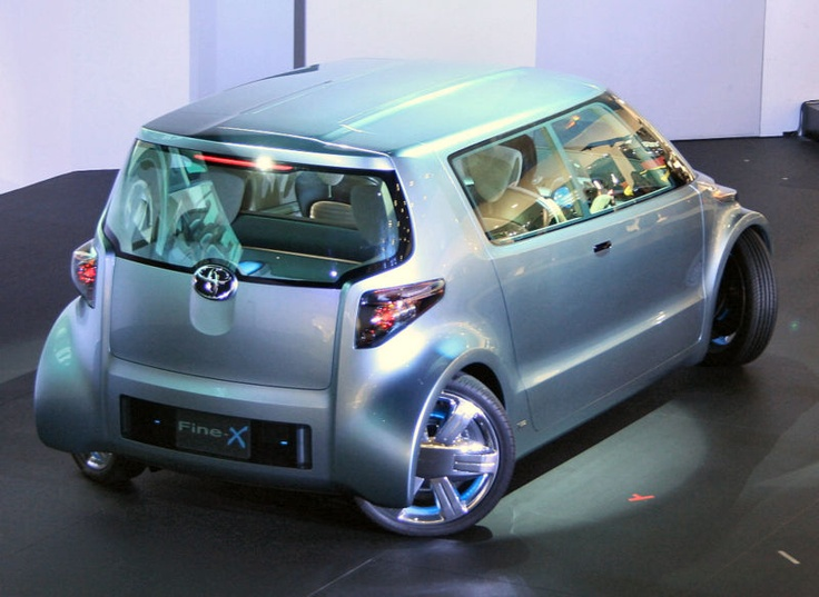 2018 Toyota FINES FuelCell Concept photo - 4