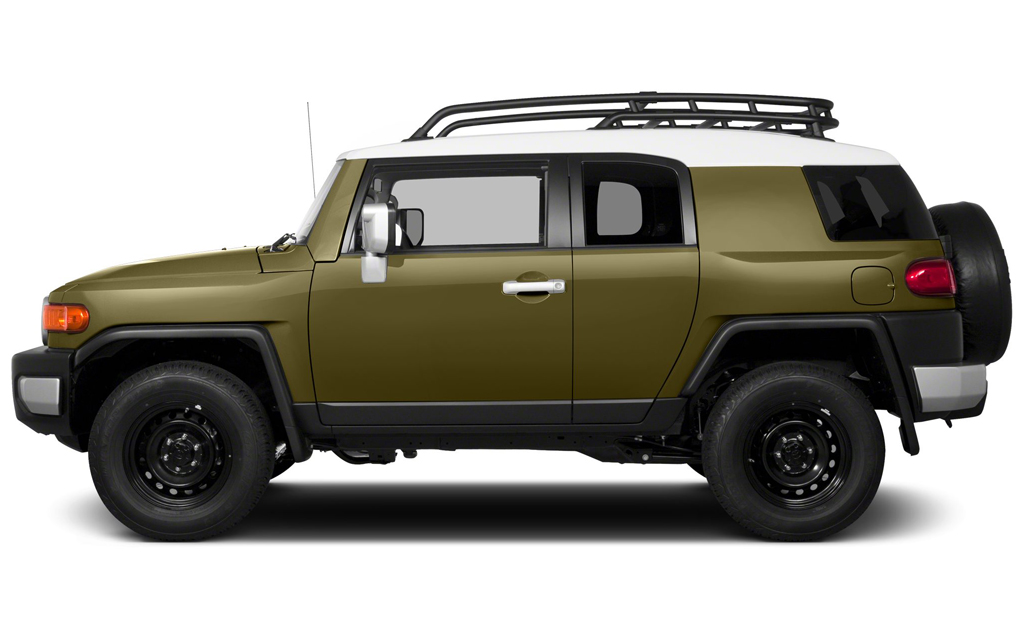 2018 Toyota FJ Cruiser | Car Photos Catalog 2018