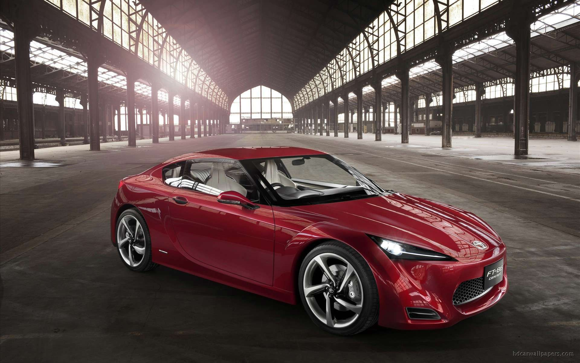 2018 Toyota FT 86G Sports Concept photo - 1