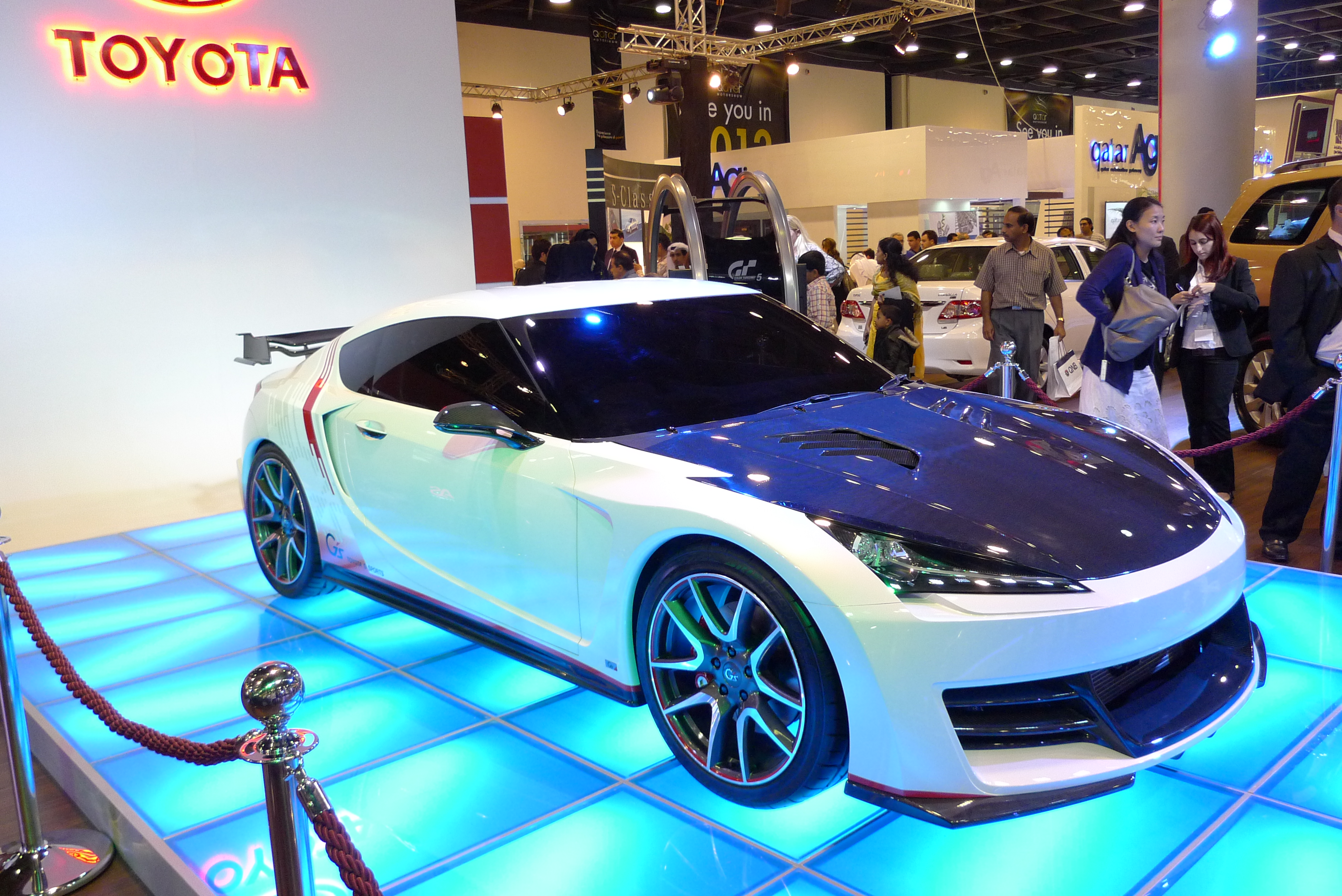 2018 Toyota FT 86G Sports Concept photo - 2