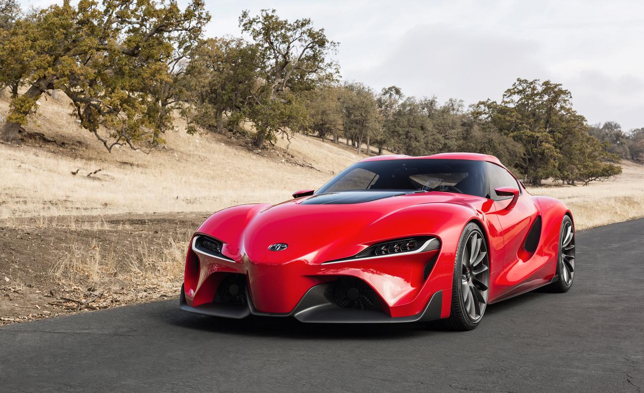 2018 Toyota FT 86G Sports Concept photo - 4