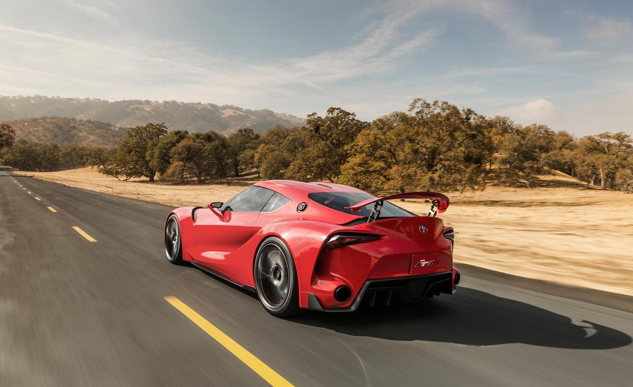 2018 Toyota FT CH Concept photo - 2