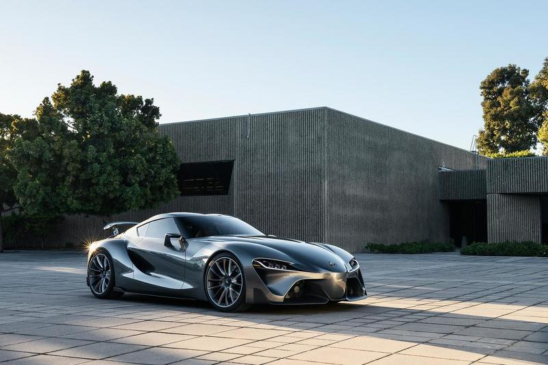 2018 Toyota FT CH Concept photo - 5