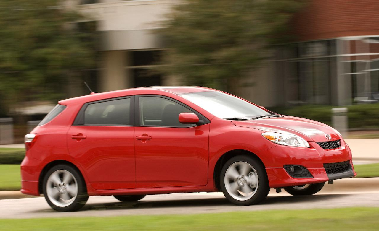 2018 Toyota Matrix Car Photos Catalog 2019