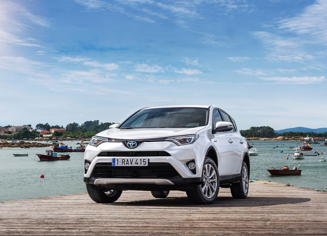 2018 Toyota RAV4 EU Version photo - 2