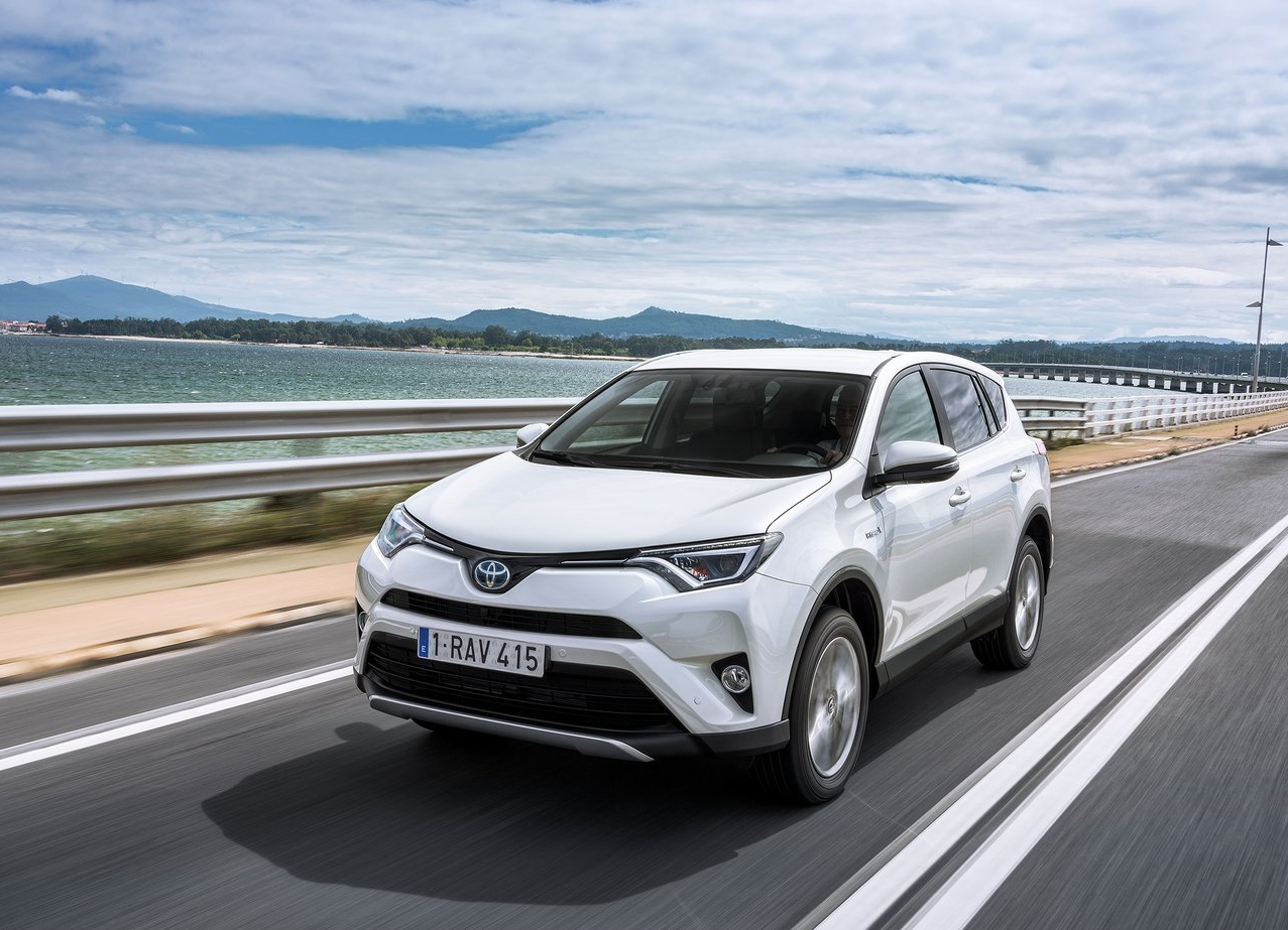 2018 Toyota RAV4 EU Version photo - 4