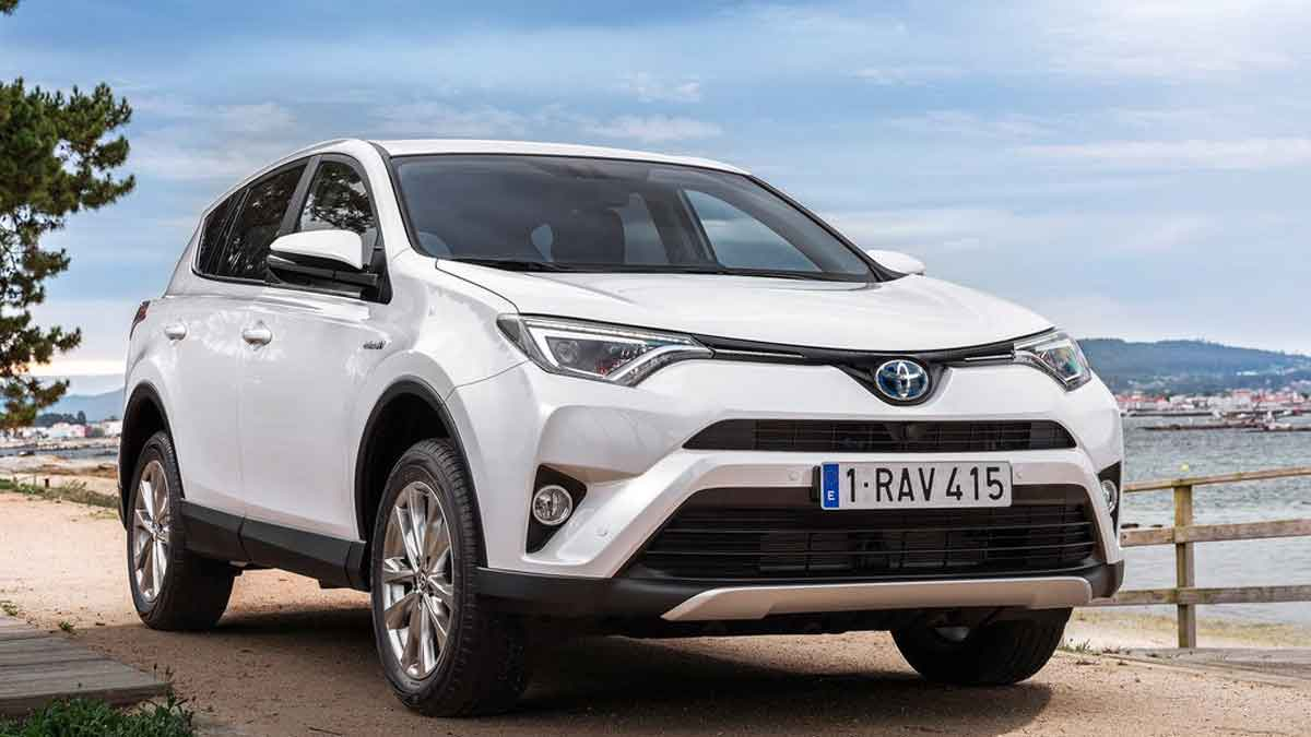 2018 Toyota RAV4 EU Version photo - 5