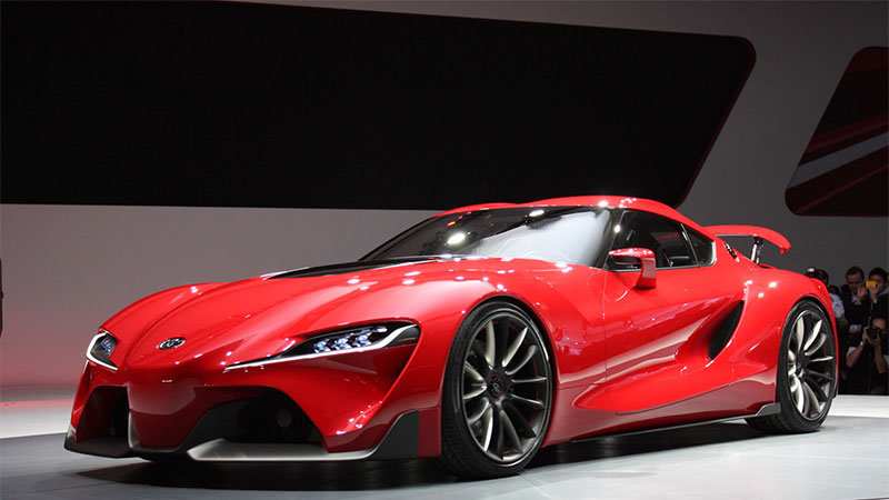2018 Toyota Supra photo - 1