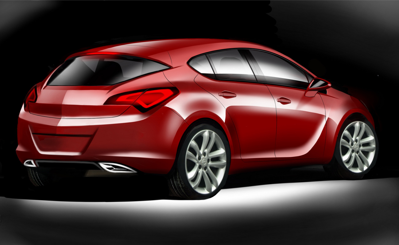2018 Vauxhall Astra Gtc Car Photos Catalog 2018