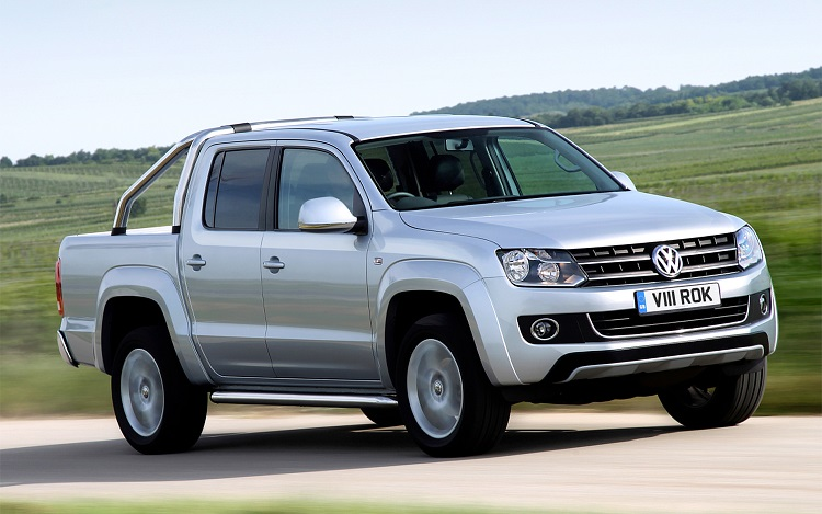2018 Volkswagen Amarok photo - 4