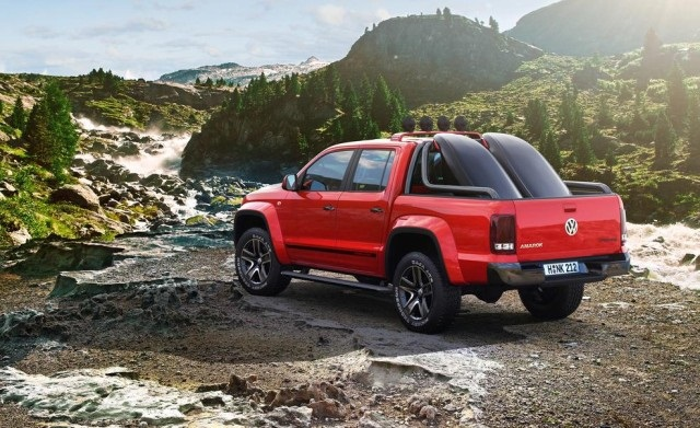 2018 Volkswagen Amarok photo - 5